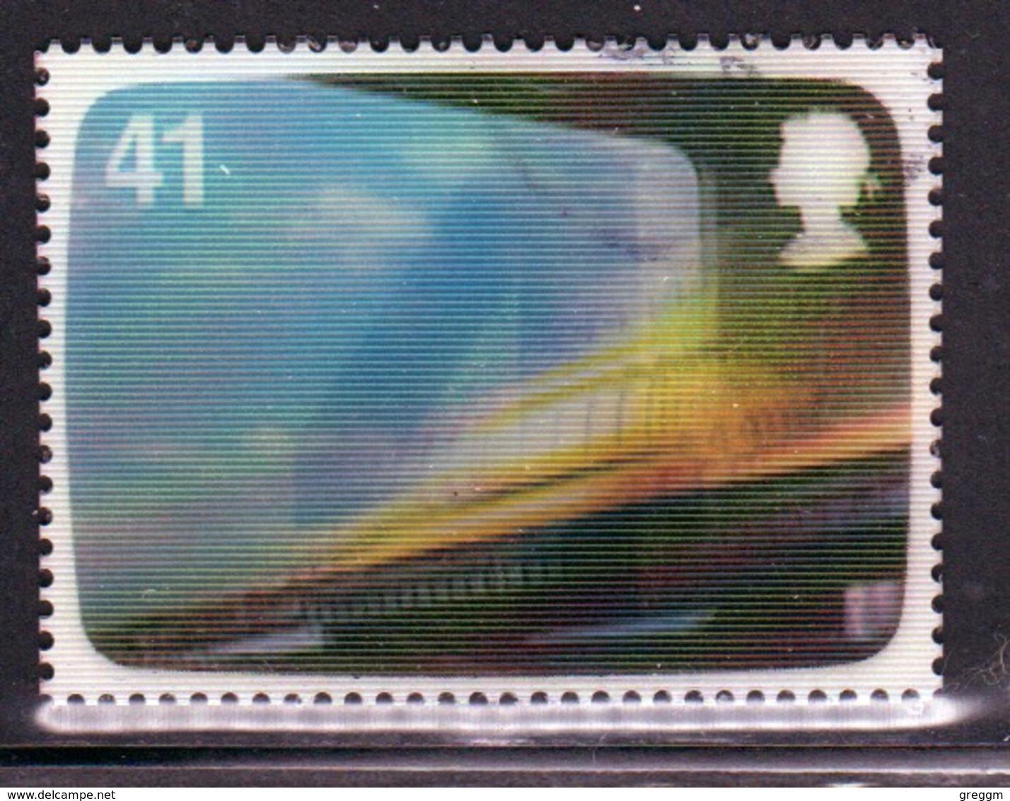 Great Britain 2011 Single  Stamp From Gerry Anderson Mini Sheet Set. - 1952-.... (Elizabeth II)