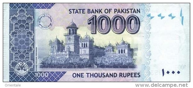 PAKISTAN P. 50l 1000 R 2018 UNC - Pakistan