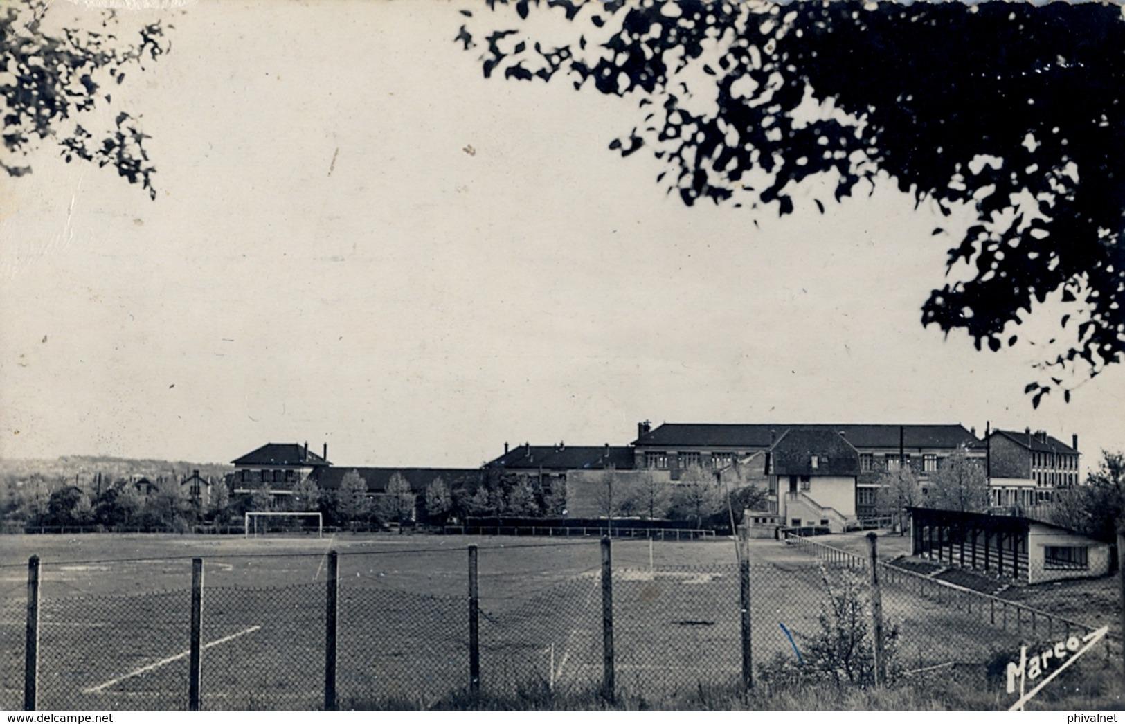 1952 FRANCIA , TARJETA POSTAL CIRCULADA, LE STADE DE GAGNY, STADION , ESTADIO , STADIUM - Estadios