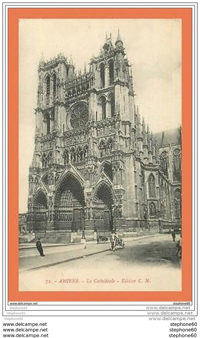 A571 / 517 80 - AMIENS Cathedrale - France