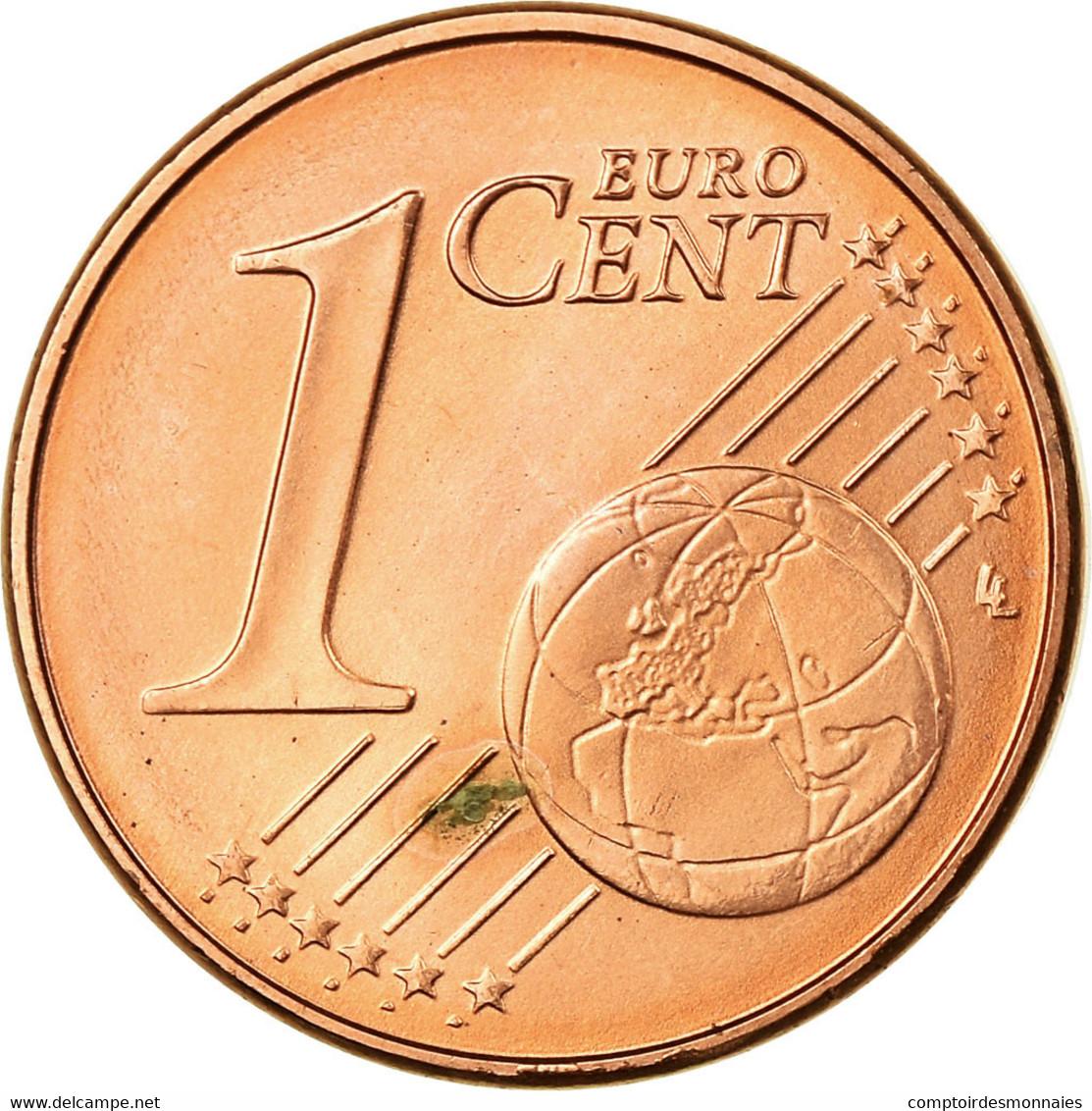Autriche, Euro Cent, 2008, SPL, Copper Plated Steel, KM:3082 - Autriche