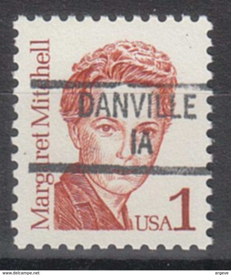 USA Precancel Vorausentwertung Preo, Locals Iowa, Danville 841 - Vereinigte Staaten