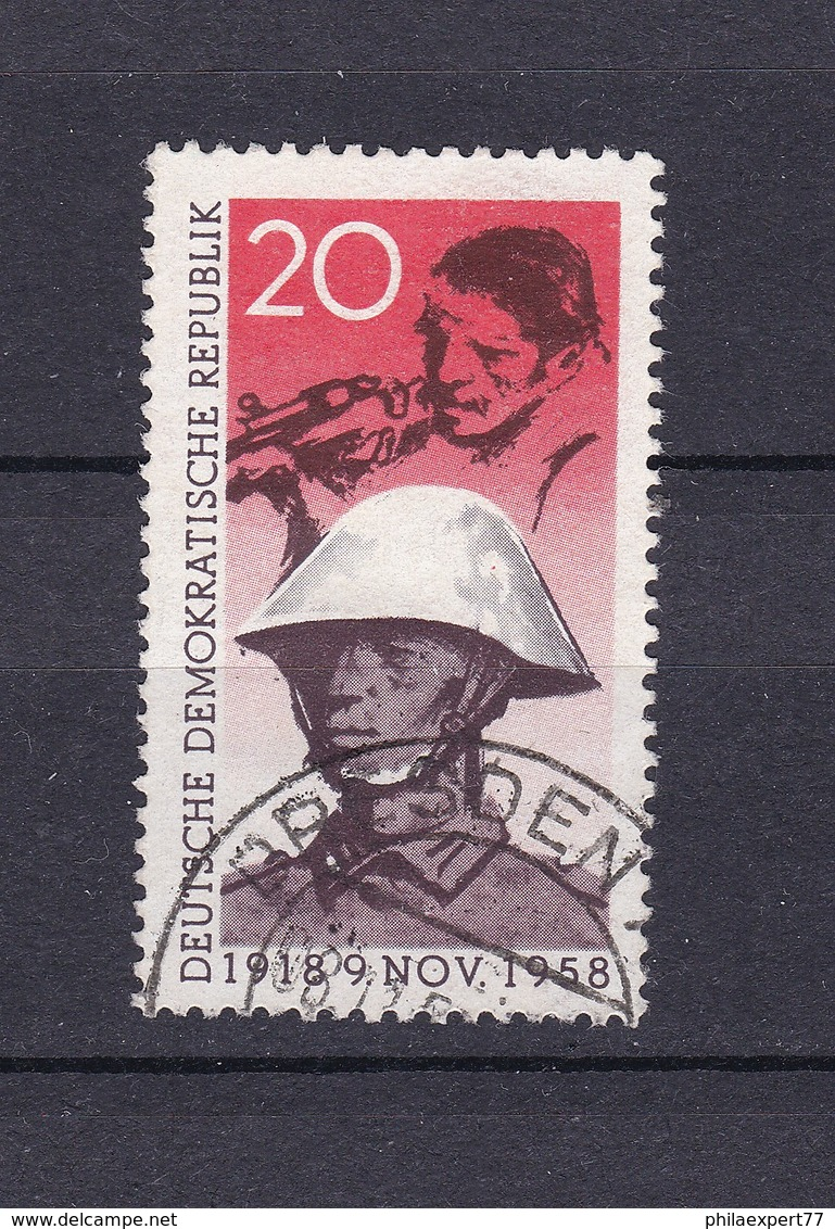 DDR - 1958 - Michel Nr. 662 - 65 Euro - DDR