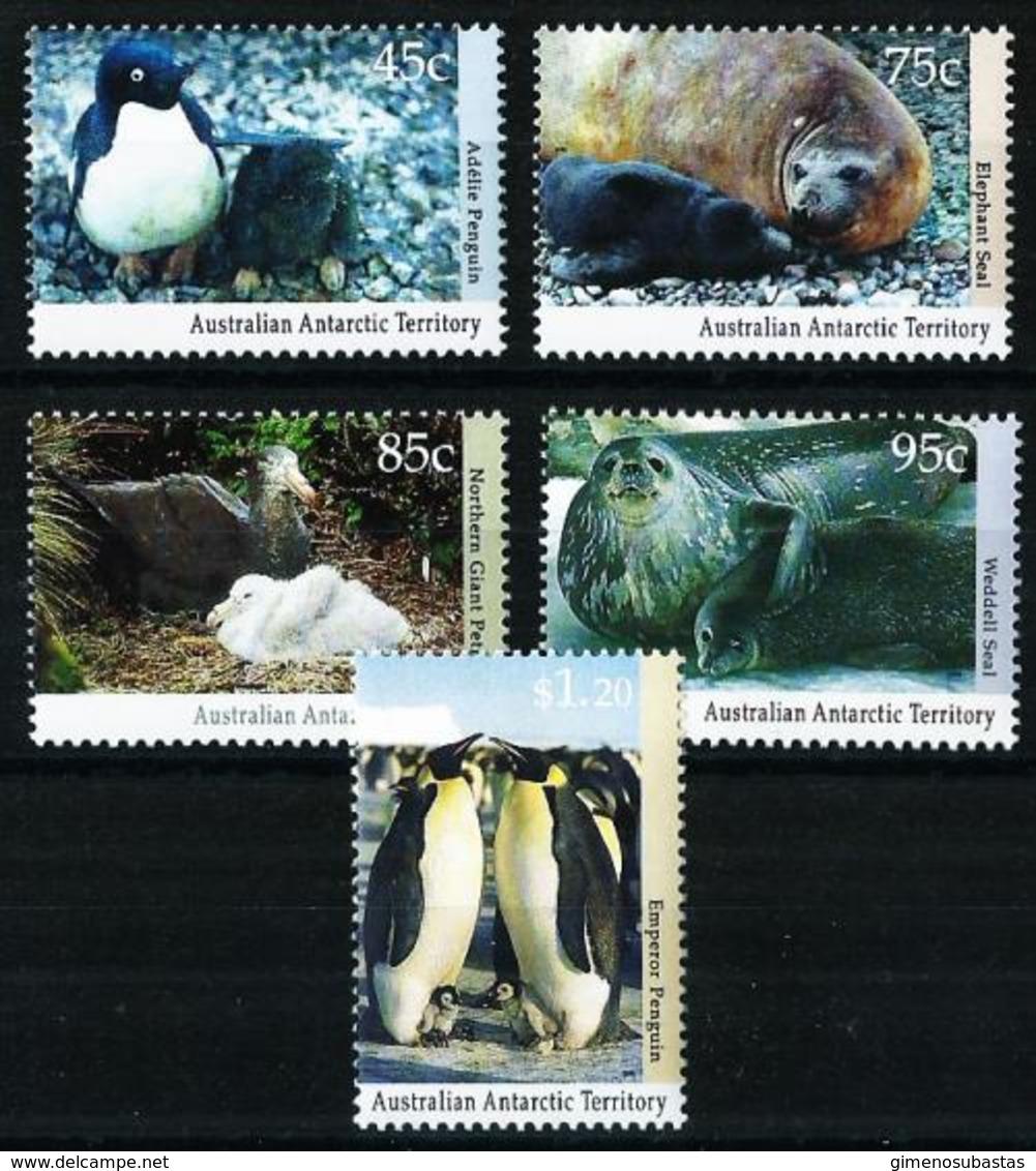 Antártida (Australiana) Nº 90/4 Nuevo - Australian Antarctic Territory (AAT)