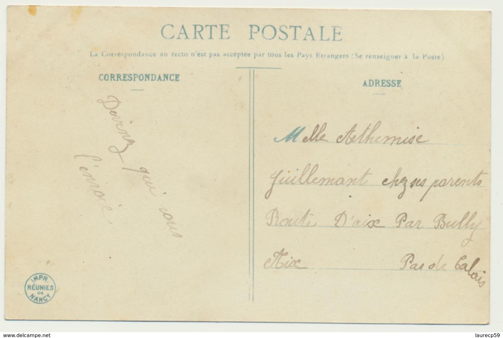 Poissons D'Avril - Editeur Bergeret Marque IRN - Bergeret