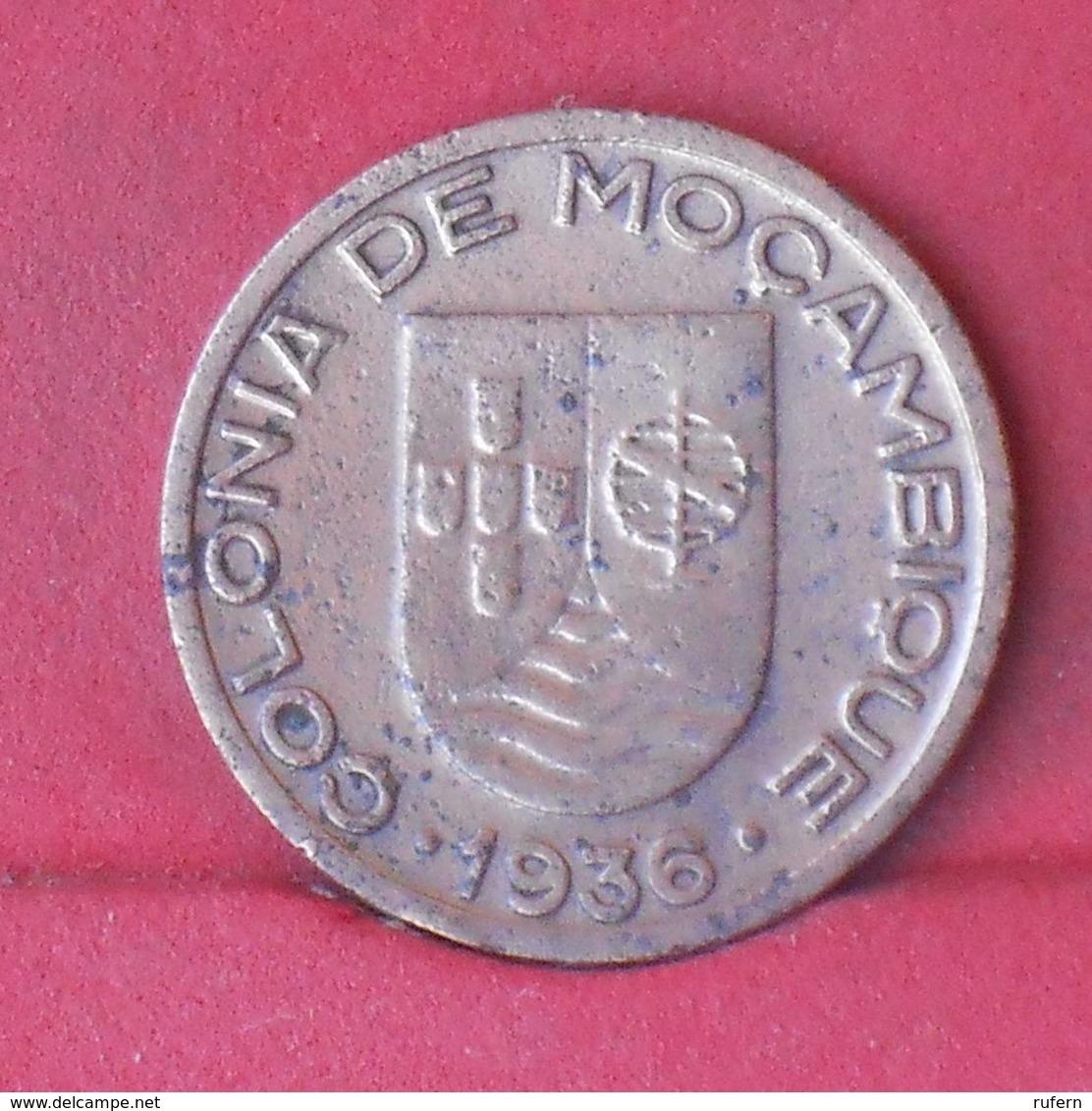 MOZAMBIQUE 10 CENTAVOS 1936 -    KM# 63 - (Nº29263) - Mozambique