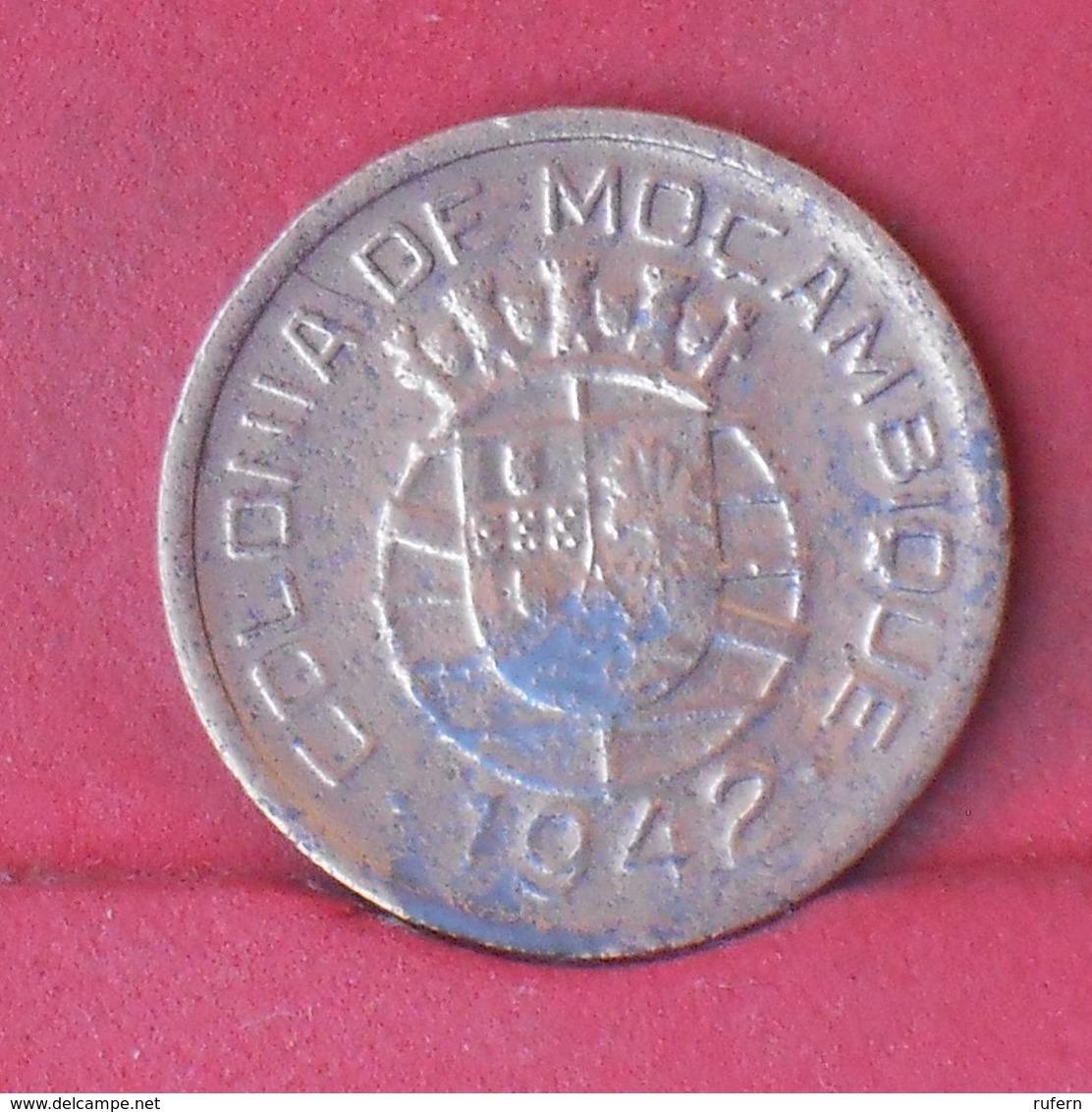 MOZAMBIQUE 10 CENTAVOS 1942 -    KM# 72 - (Nº29264) - Mozambique