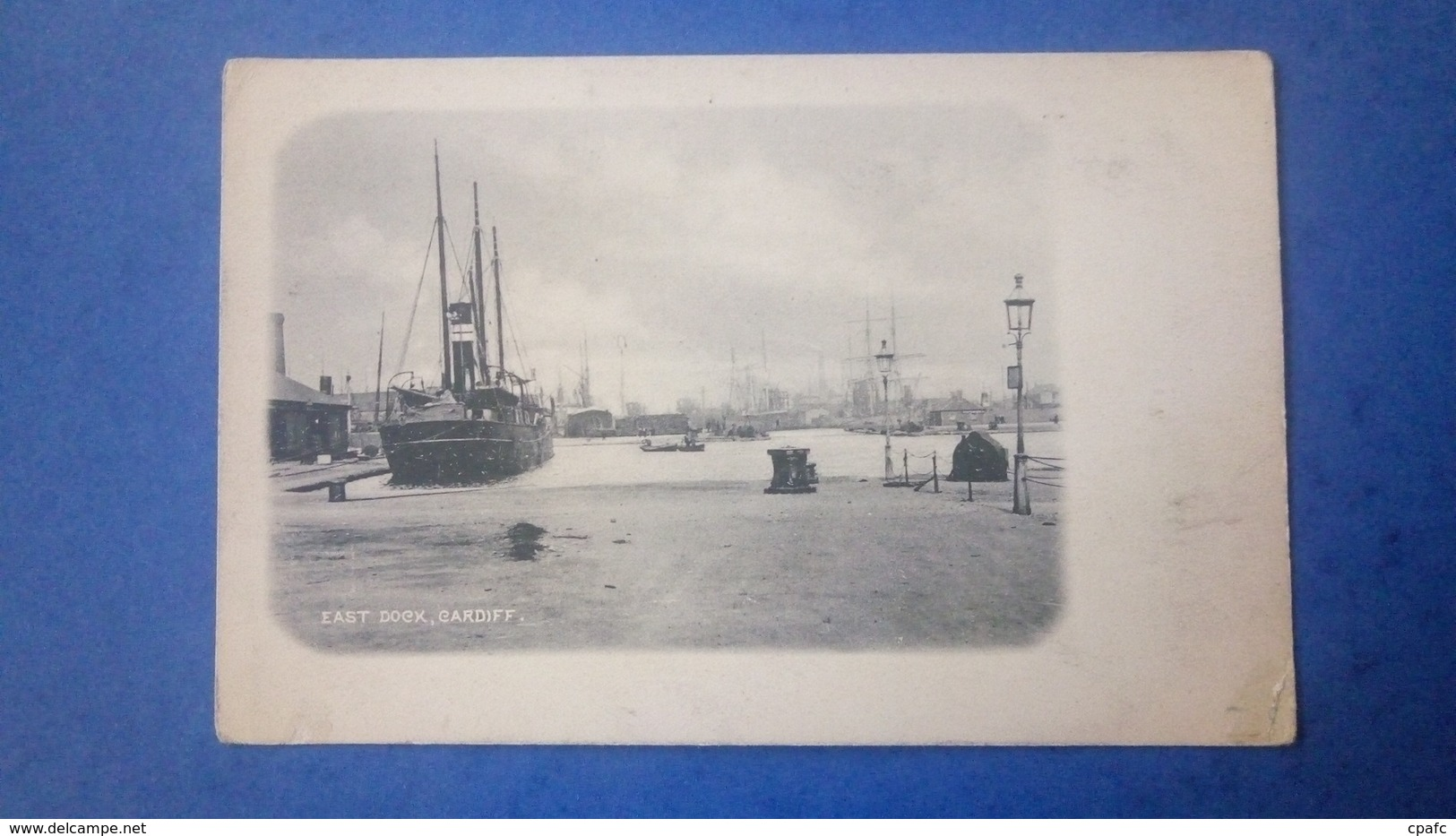 Royaume-Uni - Pays De Galles - East Dock, Cardiff (Boats, Bateaux) - Pays De Galles