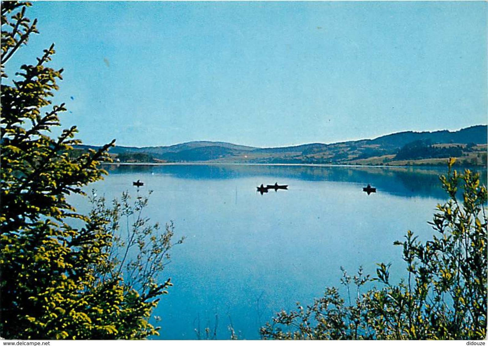25 - Saint Point - Le Lac De Saint-Point - Voir Scans Recto-Verso - France