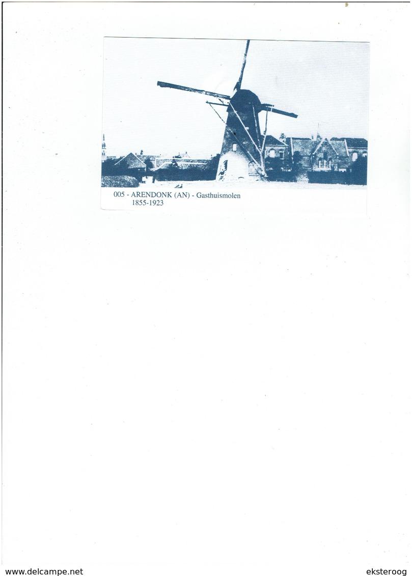 Arendonk -005 -sthuismolen - Arendonk