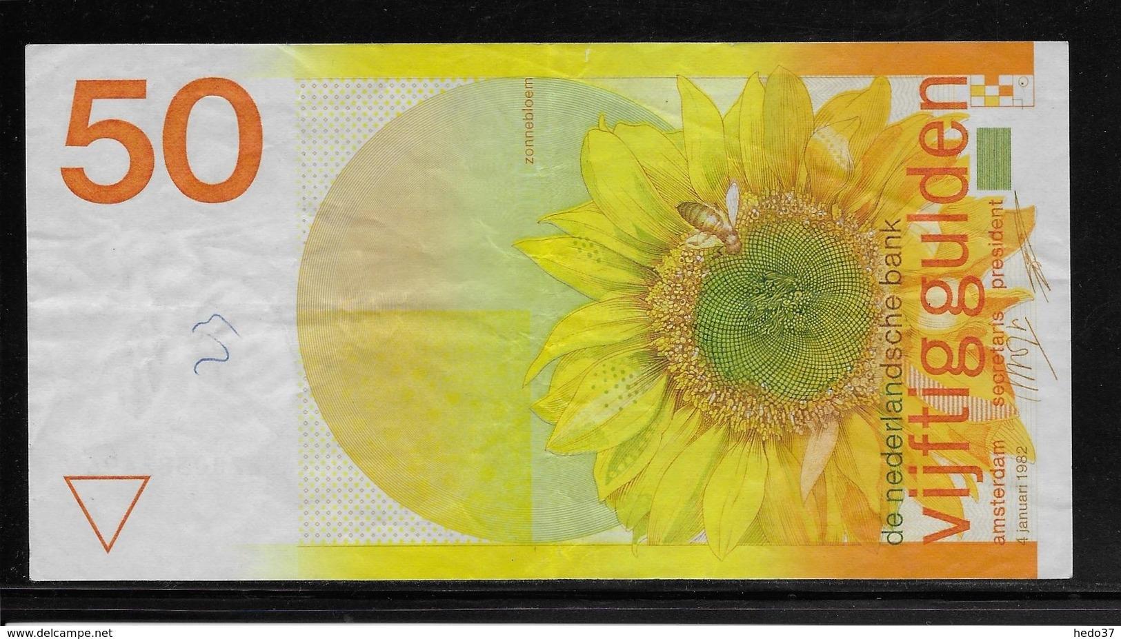 Pays Bas - 50 Gulden - Pick N°96 - TTB - [2] 1815-… : Koninkrijk Der Verenigde Nederlanden