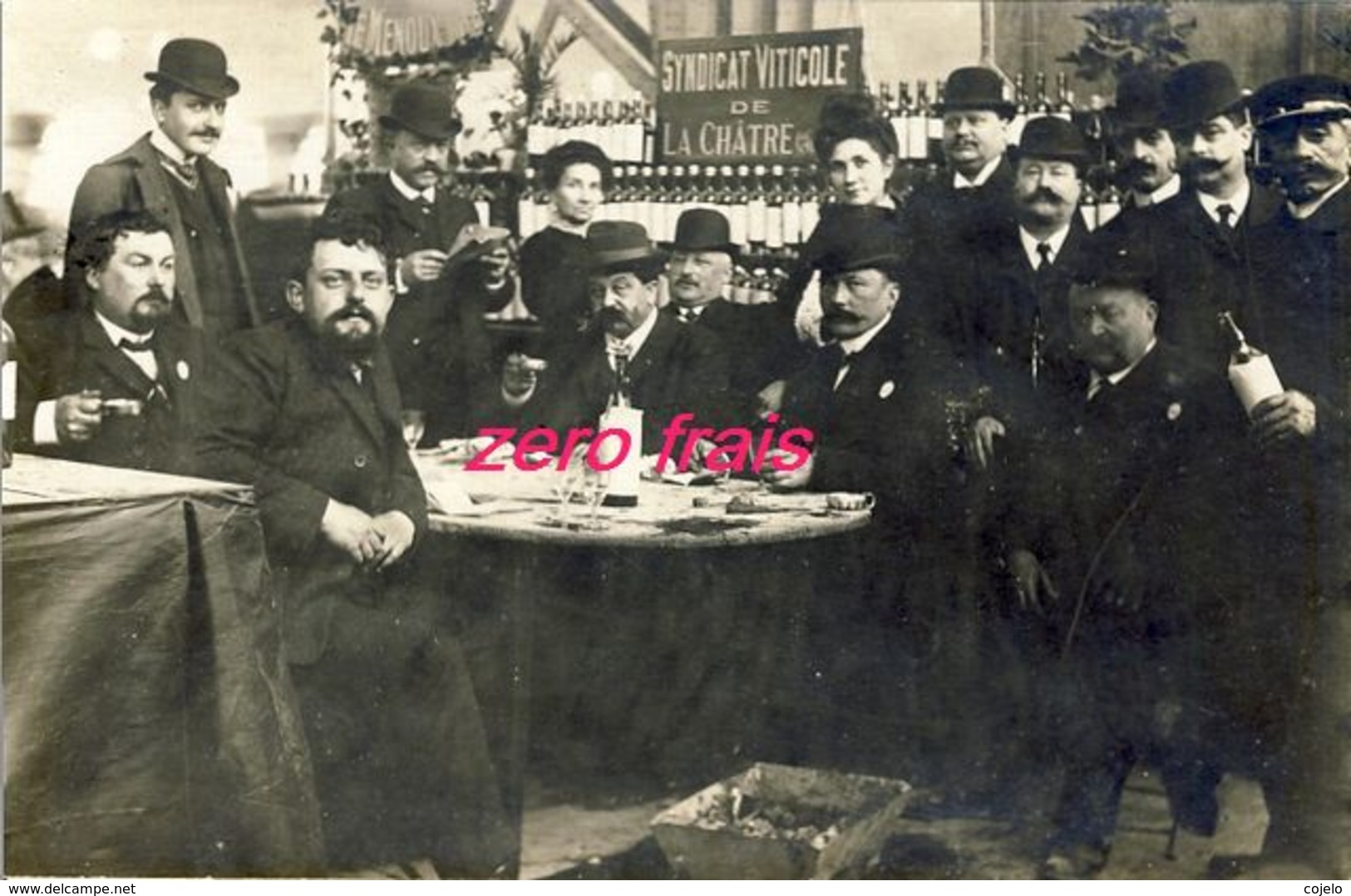 36 - La Châtre - Syndicat Viticole De La Châtre - La Chatre