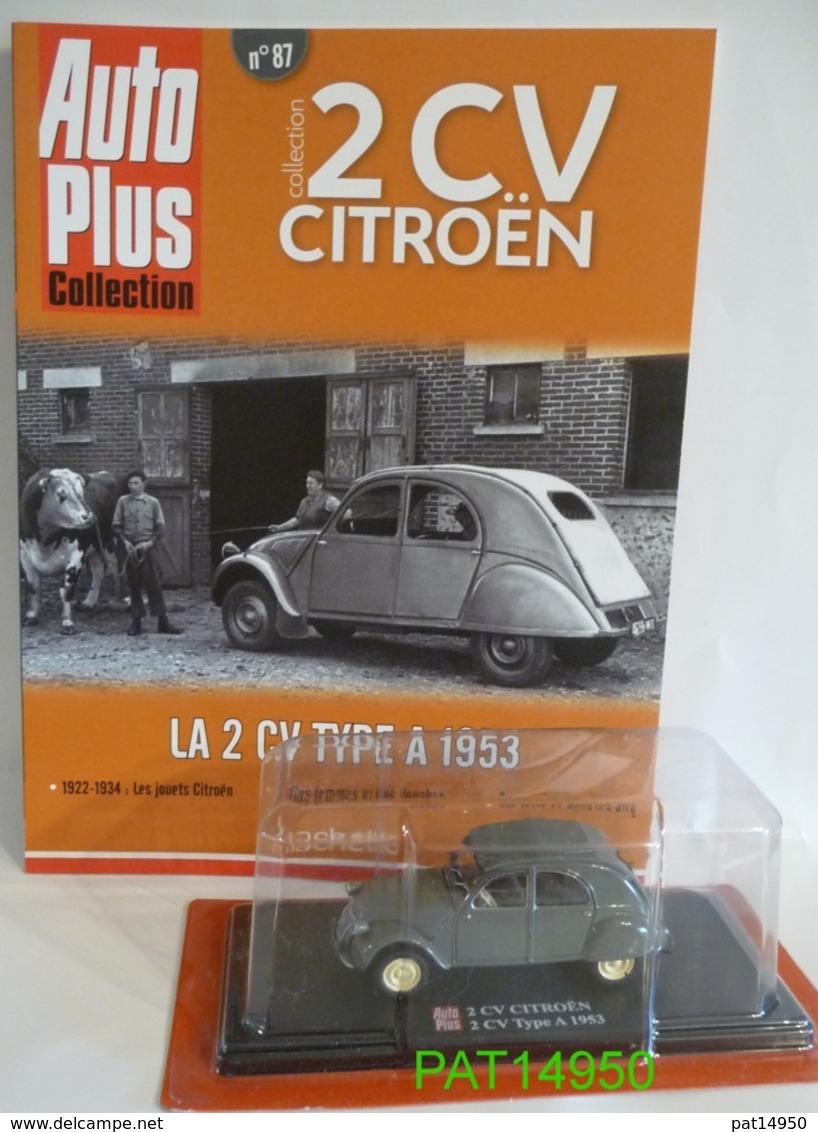 CITROEN 2CV TYPE A 1953 - Eligor