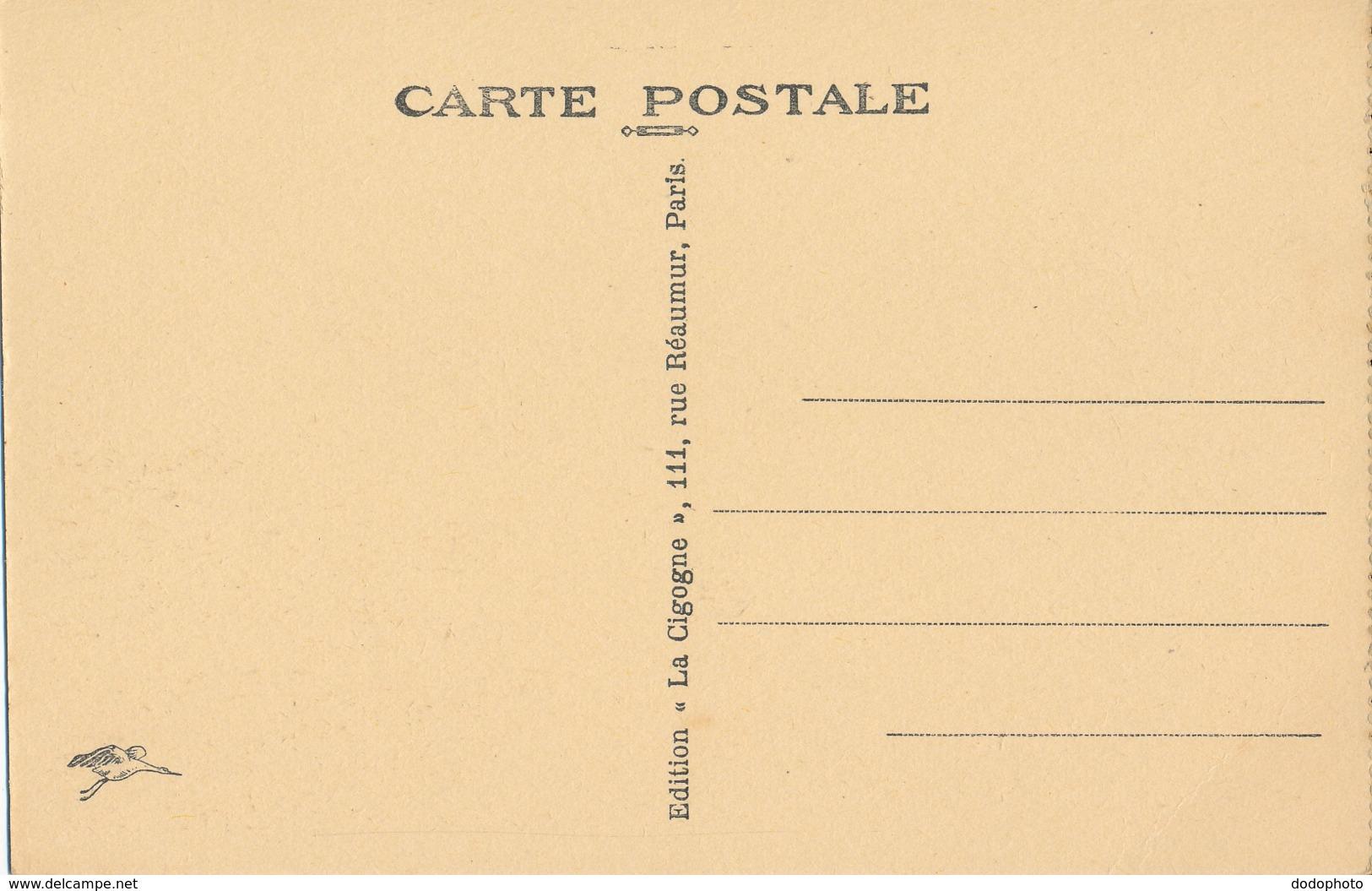 PC70849 Granville. Les Remparts. Le Port. La Cigogne - Cartes Postales