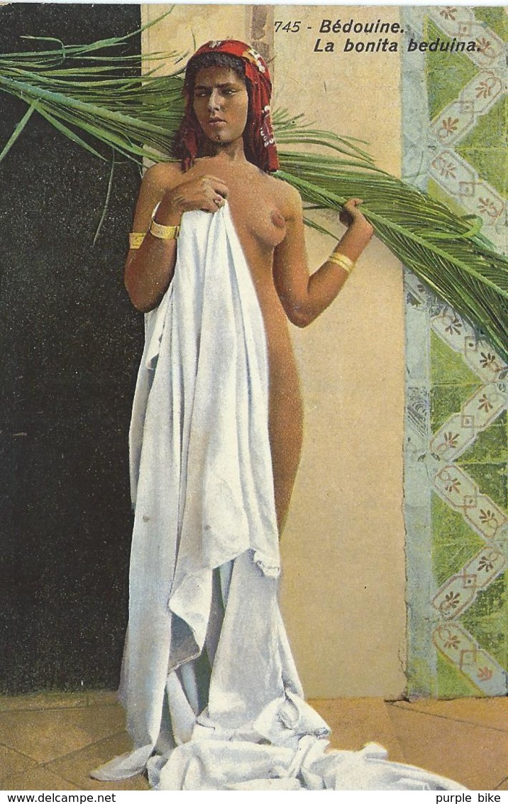 745 Bédouine La Bonita Beduina 1919 BE - North Africa