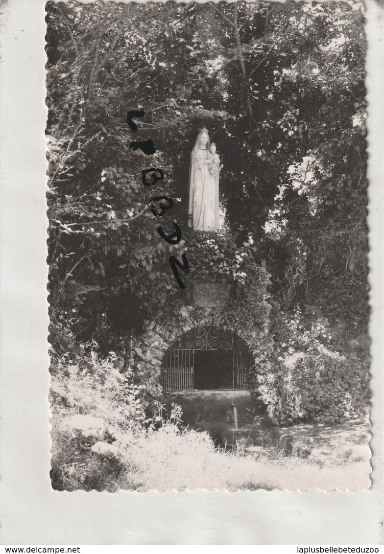 CPSM - 47 - AMBRUS - Notre Dame D'AMBRUS - La Vierge De La Source - RELIGION CATHOLIQUE - Autres Communes