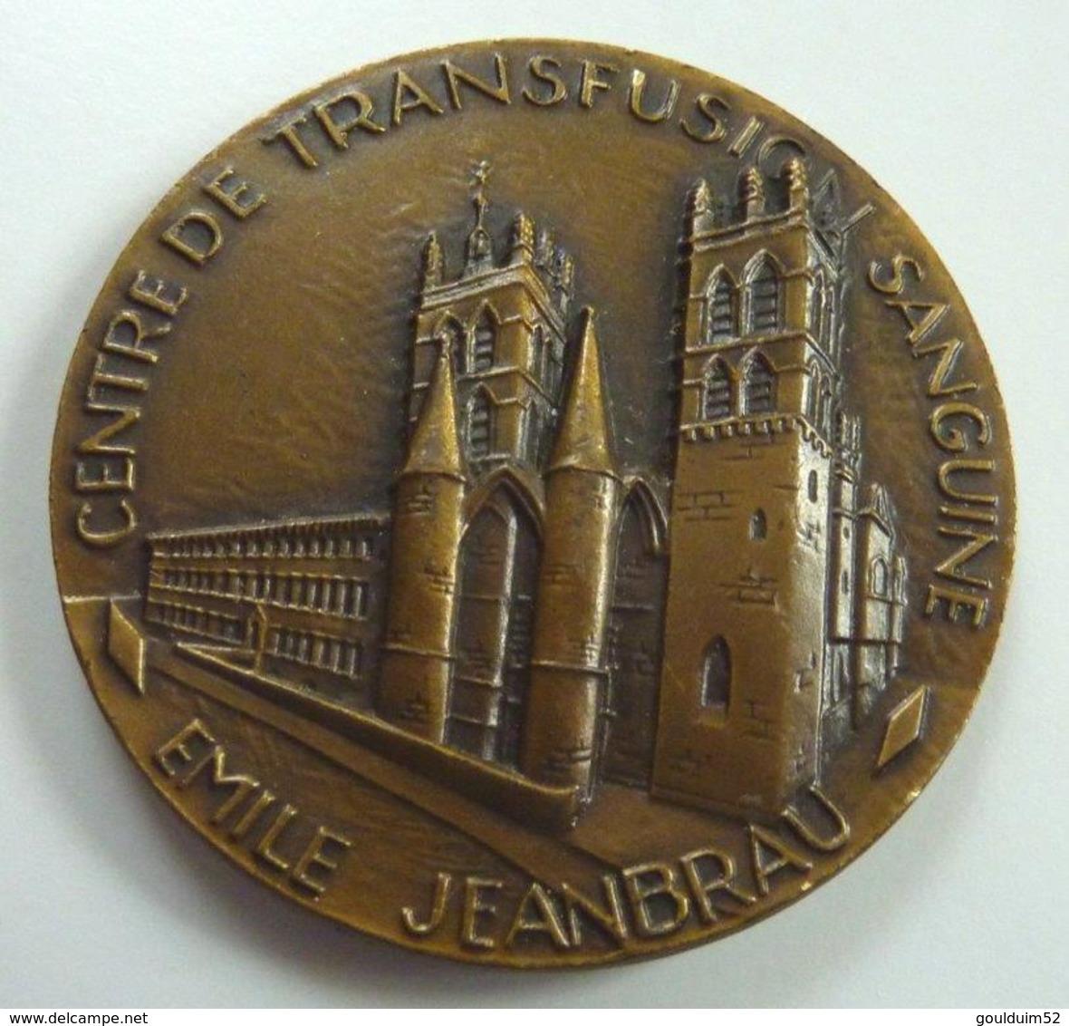 Centre De Transfusion Sanguine  Emile Jeanbrau - Professionals / Firms