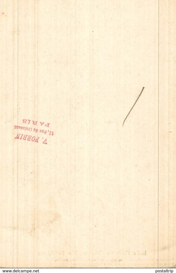 INDIA CADUVEO (MBAYA), RIO NABILEQUE. -  Fonds Victor FORBIN 1864-1947 / PLAIN BACK - Paraguay