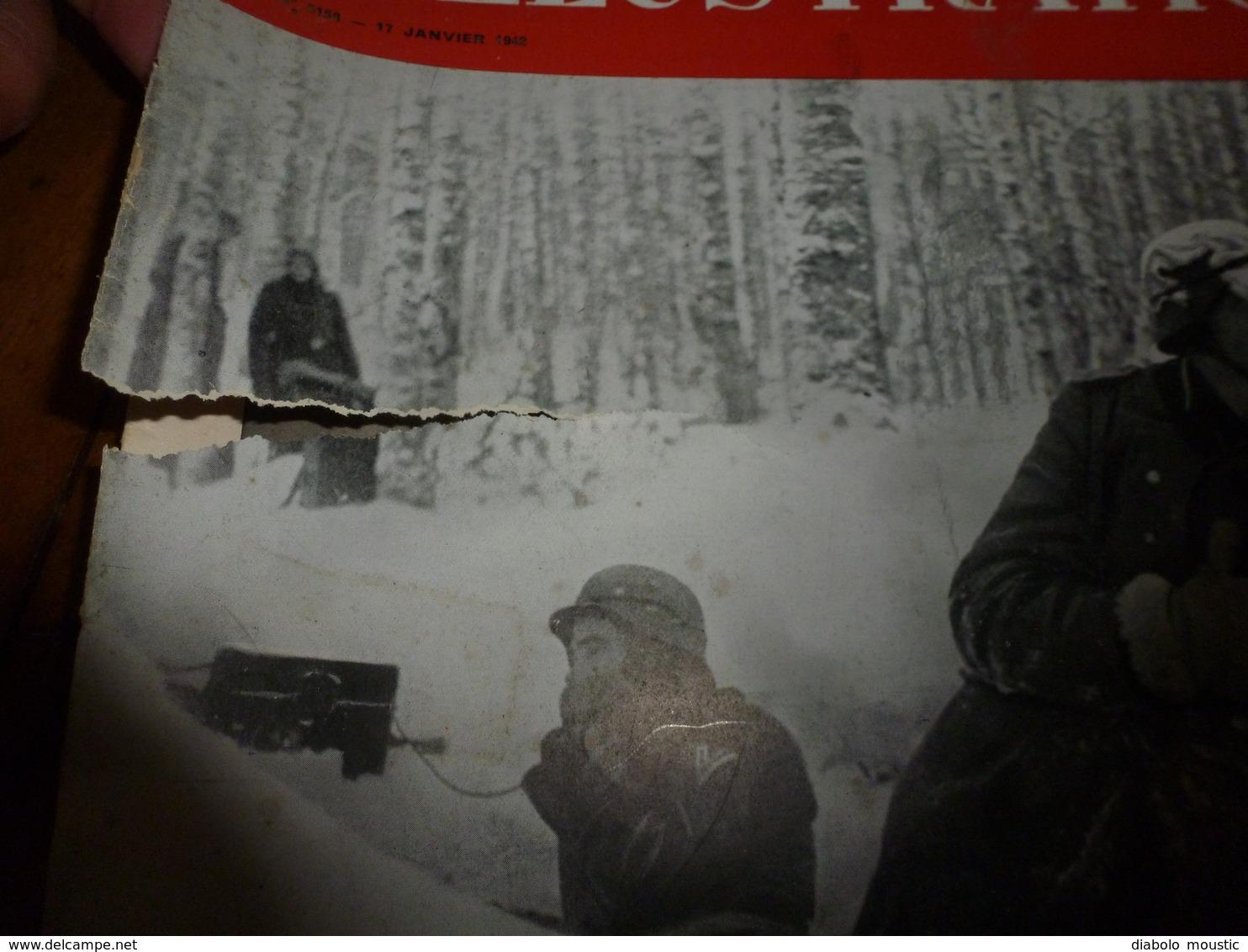 1942 L'ILLUSTRATION : Exposition De Poupées Au Musée De Cognacq-Jay  ; Guerre En Finlande; Etc - Journaux - Quotidiens