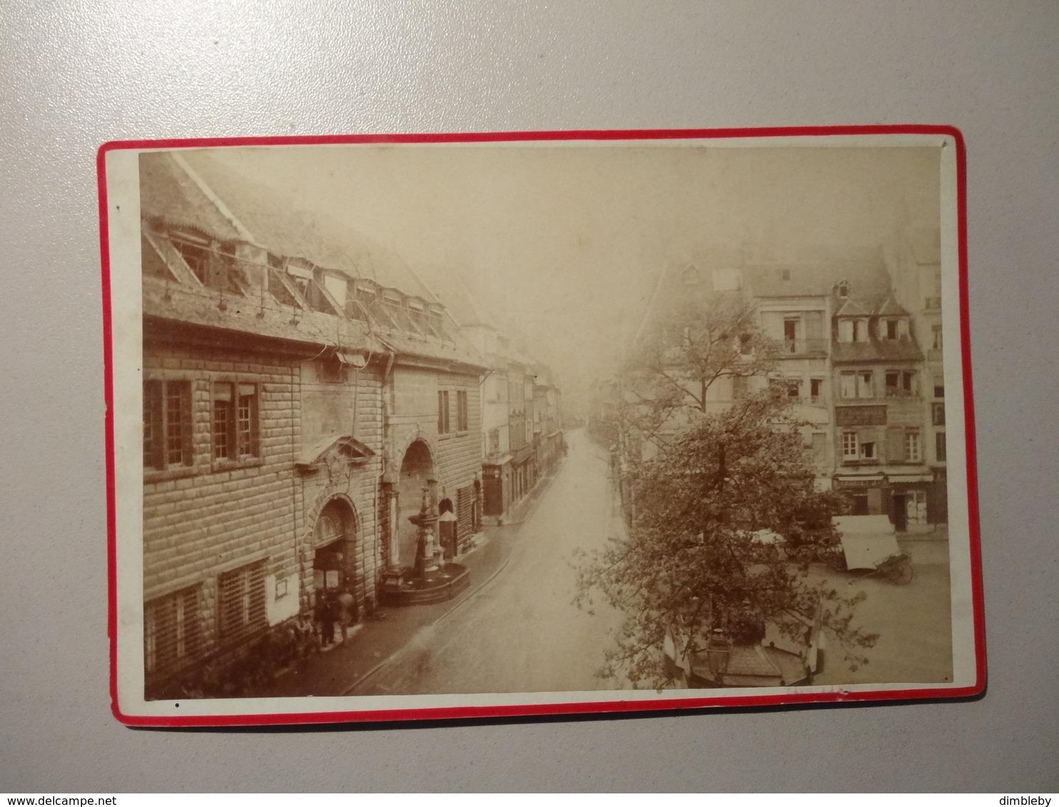 Hôtel De Ville De Besançon 16,3 X 10,8 Cm - Ch.Marion Morel & Cie. (5359) - Photos