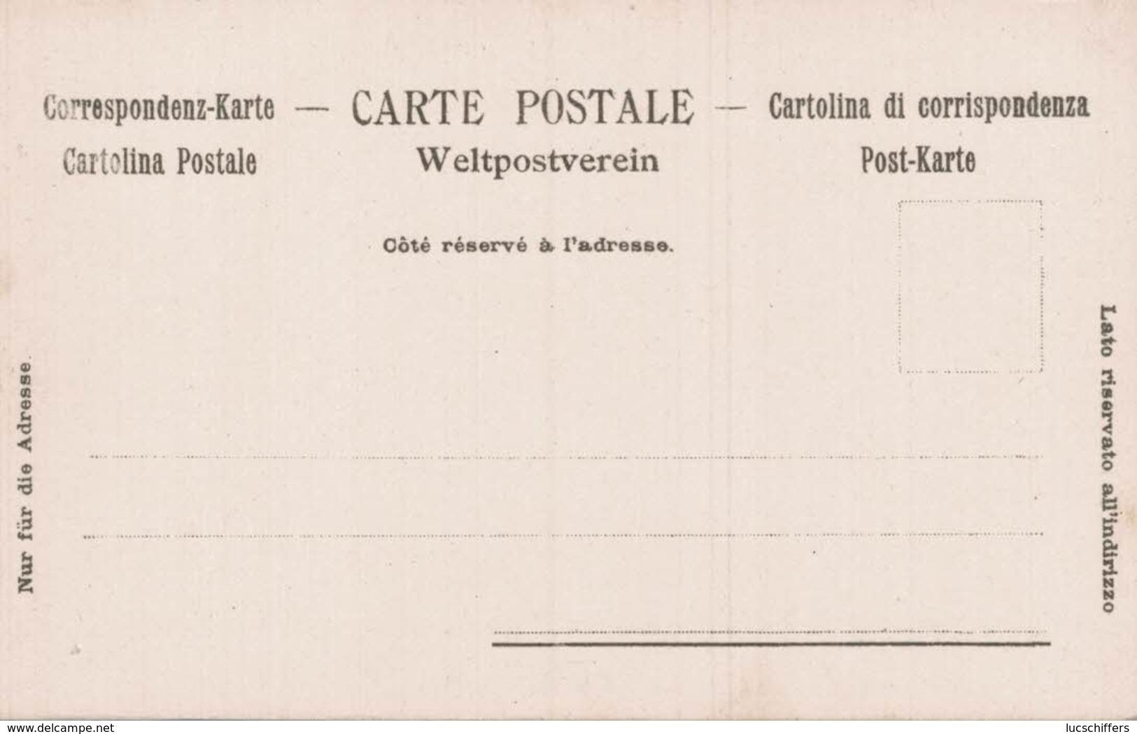Affaire Dreyfus - Le Prisonnier - Carte N°2 - 2 Scans - Evènements
