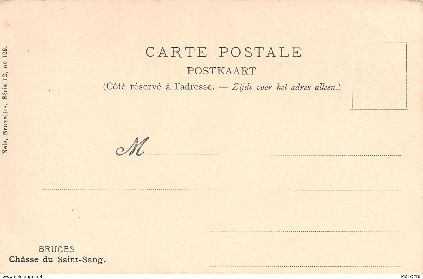 ET-BELGIQUE BRUGES-N°1160-B/0023 - Belgique
