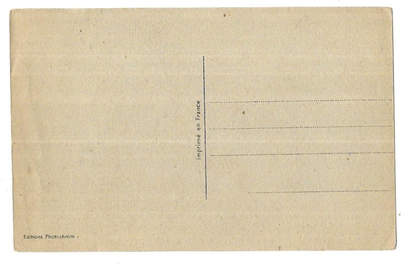 Illustrateur B. Gab Pourquoi Cet écriteau ? - Künstlerkarten