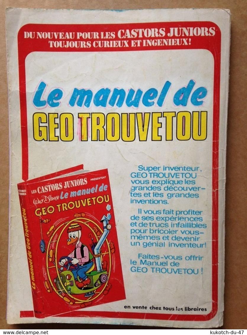 Disney - Picsou Magazine - Année 1975 - N°35 (avec Grand Défaut D'usure) - Picsou Magazine