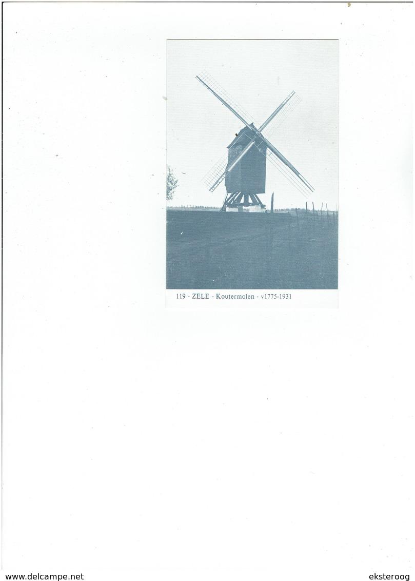 Zele 119 - Koutermolen 1775-1931 - Zele