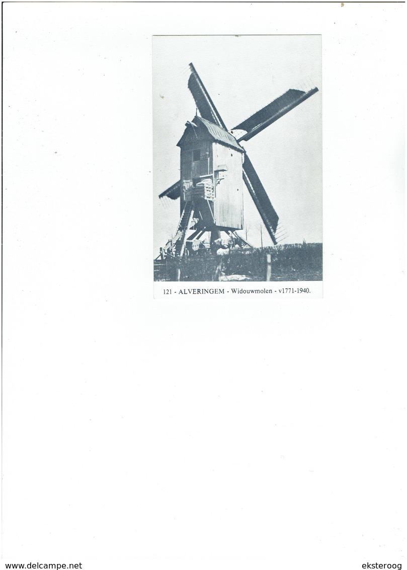 Alveringem 121 - Widouwmolen -1771-1940 - Alveringem