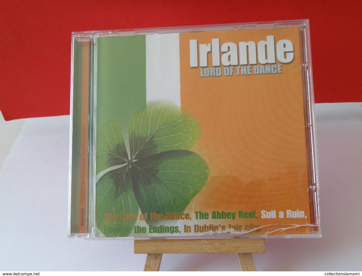 Irlande Lord Of The Dance - (Titres Sur Photos) - CD Boite Cassé - Musique & Instruments