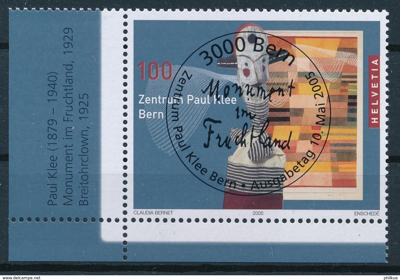Zumstein 1165 / Michel 1922 Mit ET-Vollstempel, Annulato Centralmente, Obliteré Plein, Canceld Bulls Eye - Used Stamps