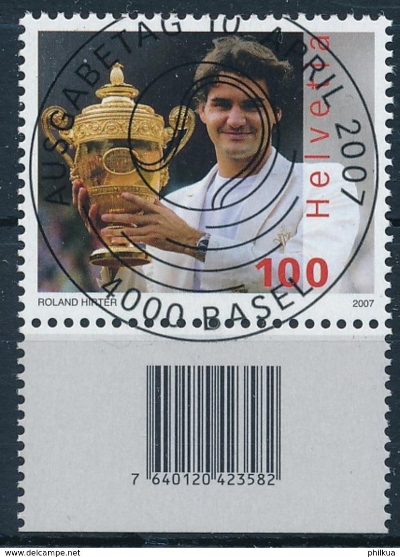 Zumstein 1229 / Michel 2006 Mit ET-Vollstempel, Annulato Centralmente, Obliteré Plein, Canceld Bulls Eye - Used Stamps