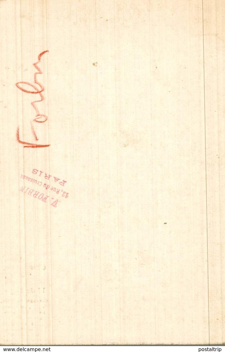 INDIO // INDIAN CHAMACOCO. IOATA. PUERTO 14 DE MAYO. -  Fonds Victor FORBIN 1864-1947 / PLAIN BACK - Paraguay