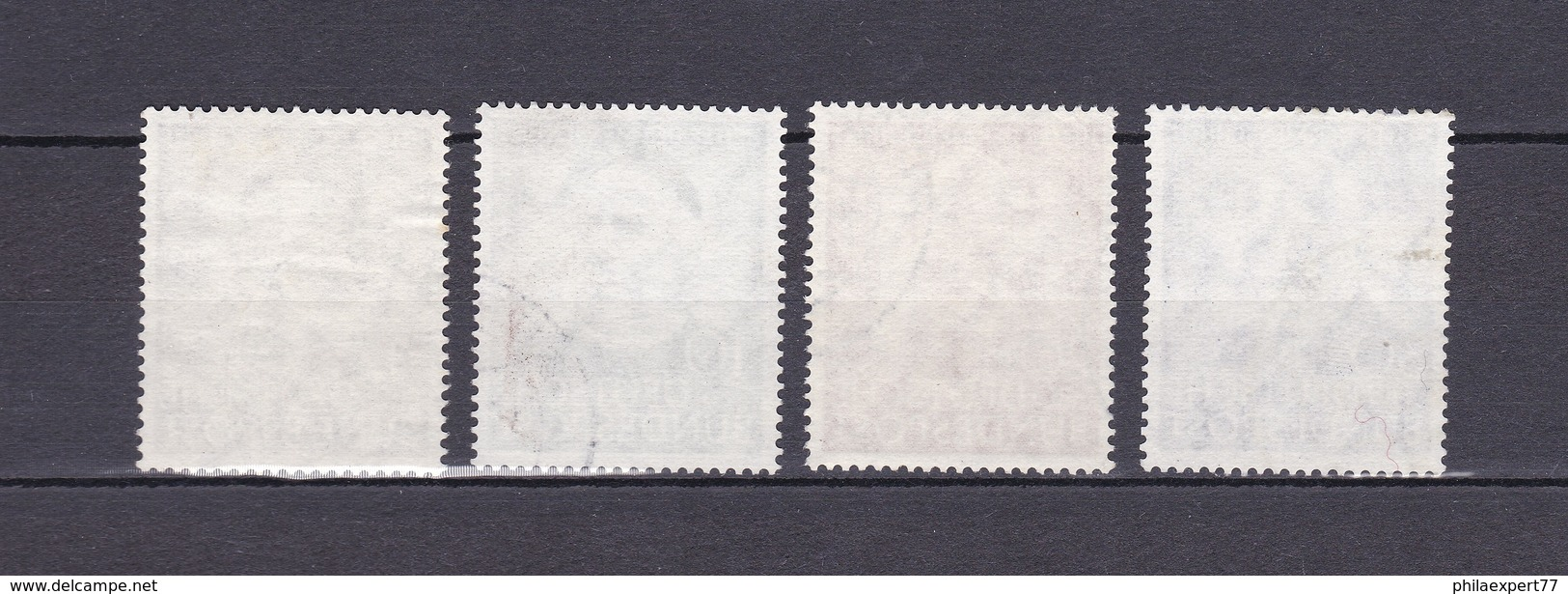 BRD - 1953 - Michel Nr. 173/176 - Gest. - 100 Euro - Gebraucht