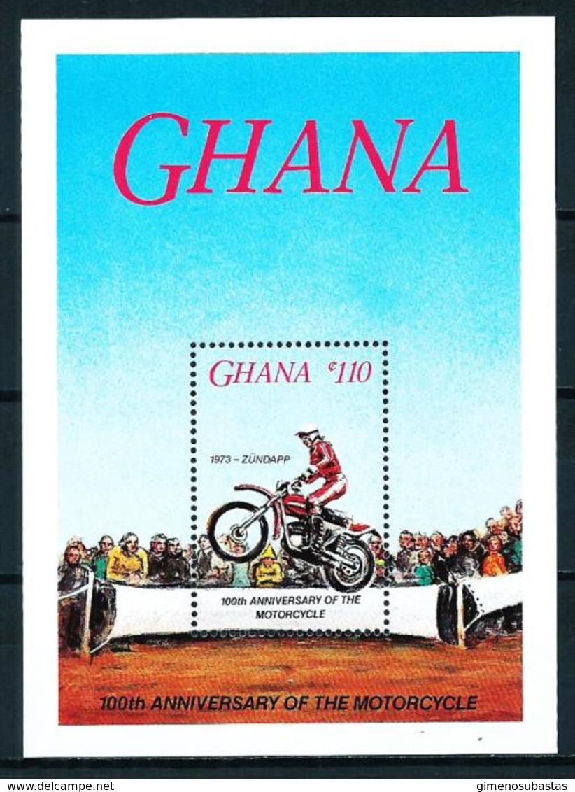 Ghana Nº HB-115 Nuevo - Ghana (1957-...)