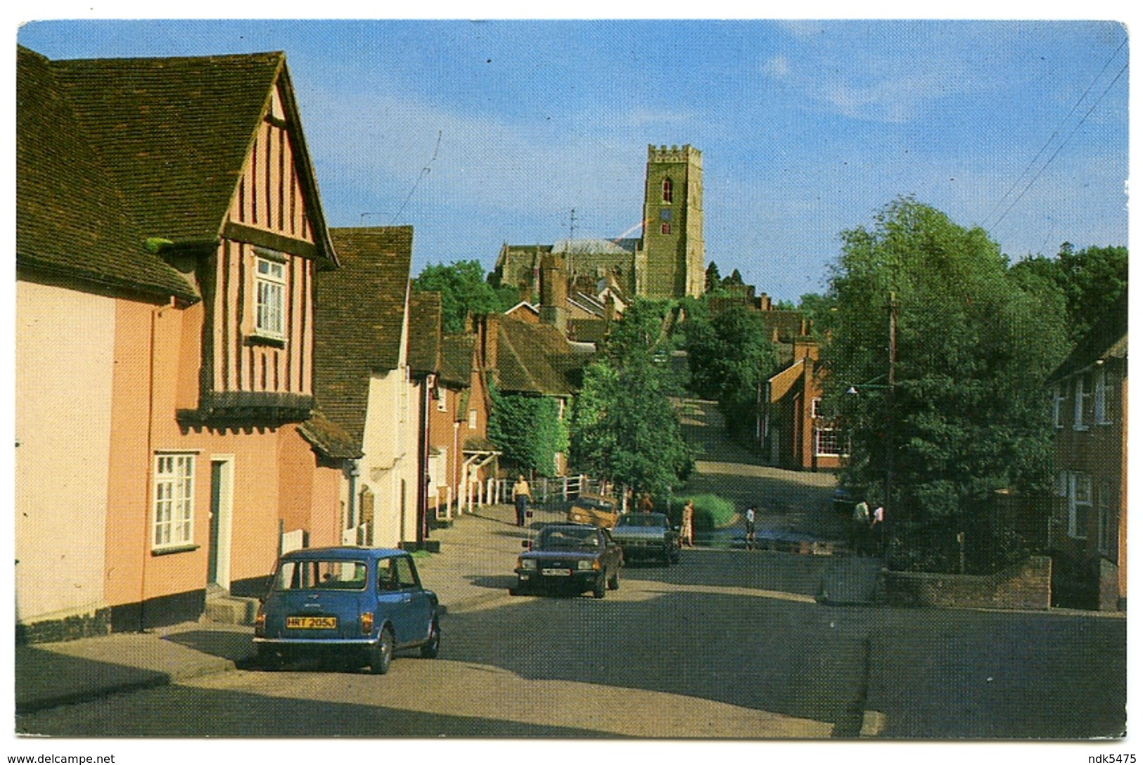 KERSEY : CHURCH HILL - Ipswich