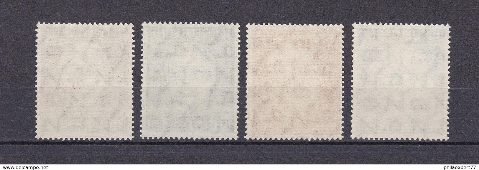 BRD - 1954 - Michel Nr. 200/203 - Postfrisch - 55 Euro - Ungebraucht
