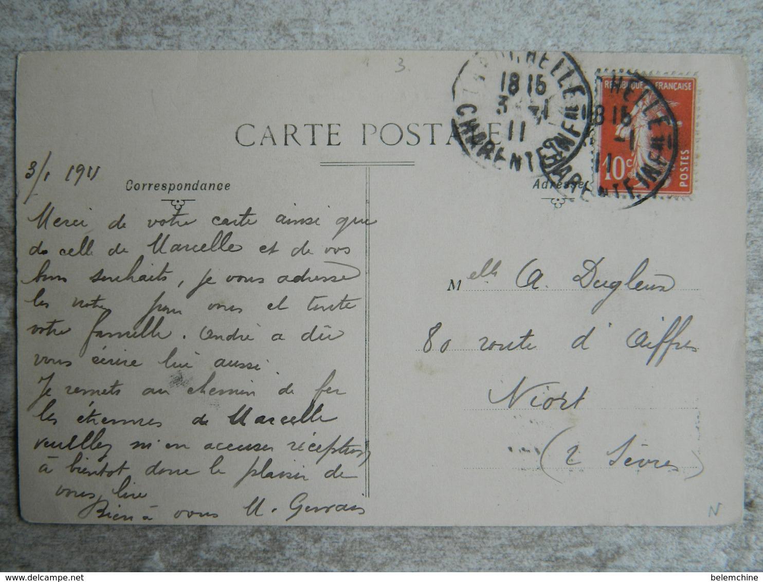 LA ROCHELLE                  L'AVENUE COLIGNY - La Rochelle