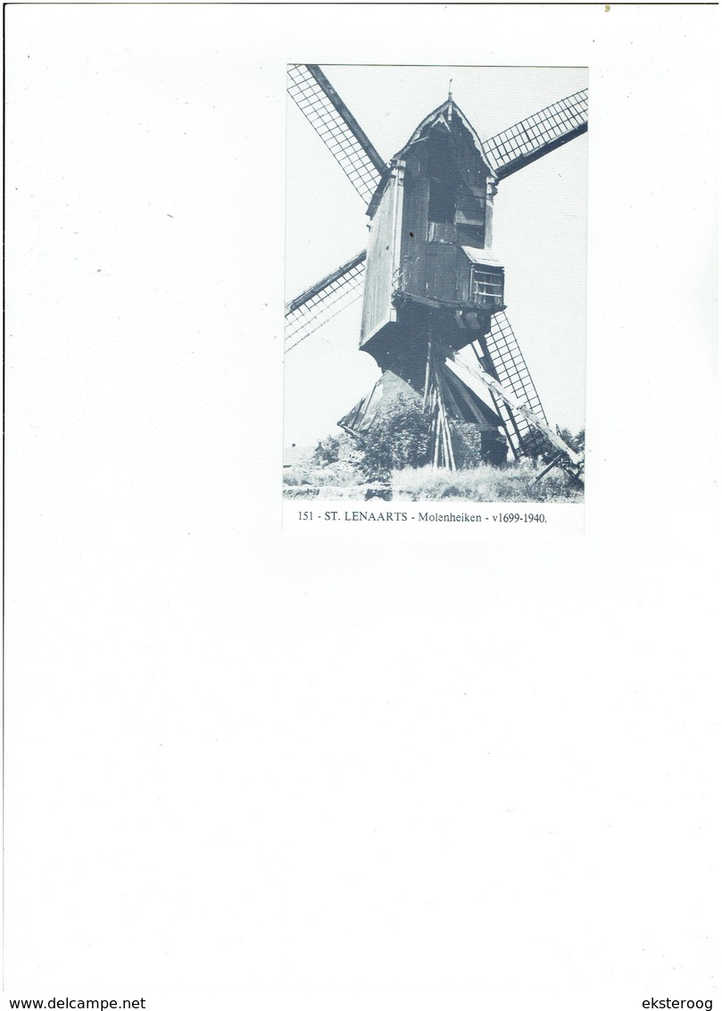 St-lenaarts 151 - Molenheiker - 1699-1940 - Brecht