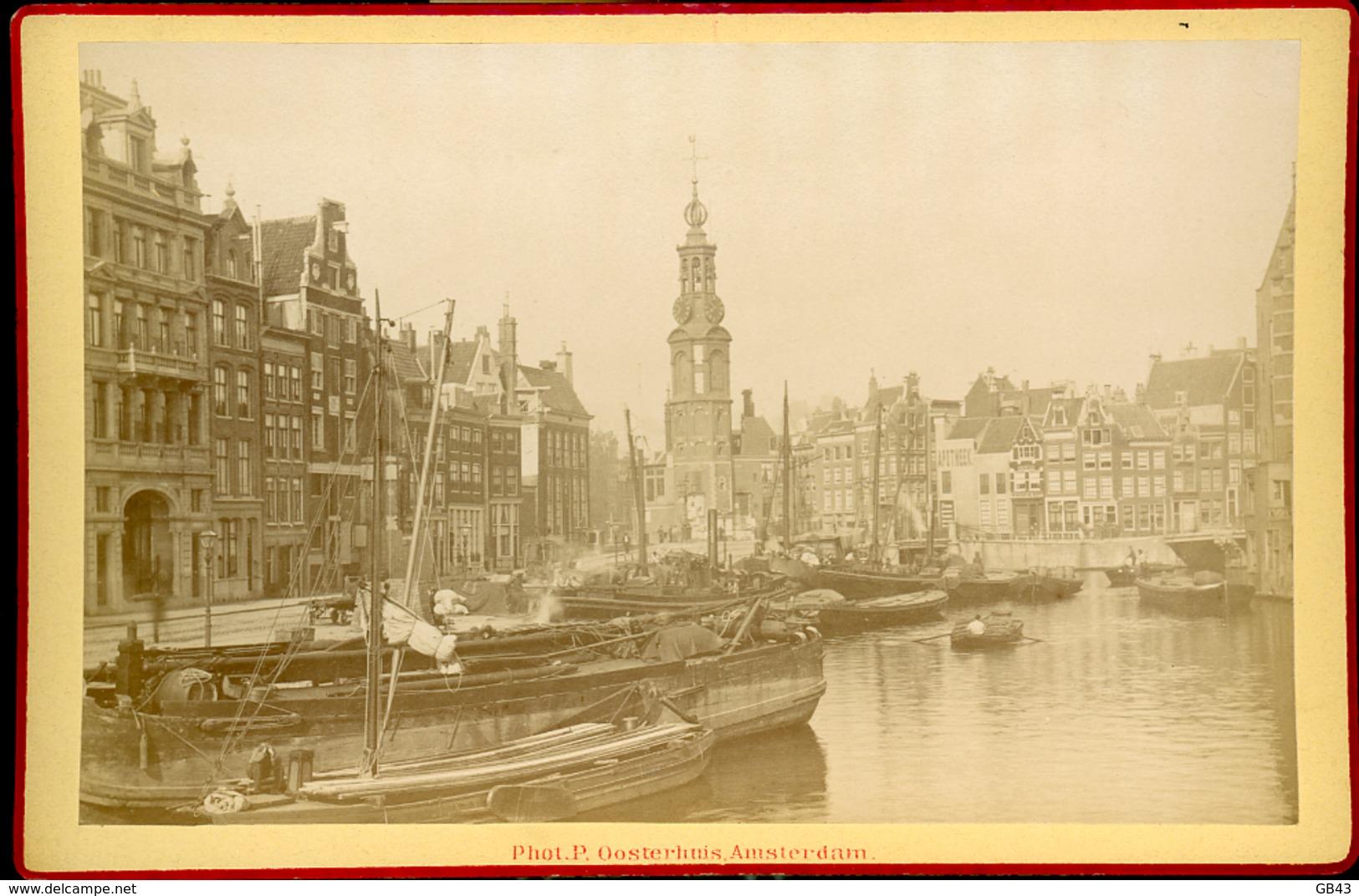 Amsterdam - Alte (vor 1900)
