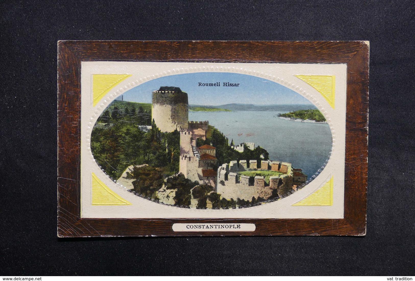 TURQUIE - Carte Postale - Constantinople - Roumeli Hissar - L 31555 - Turquie