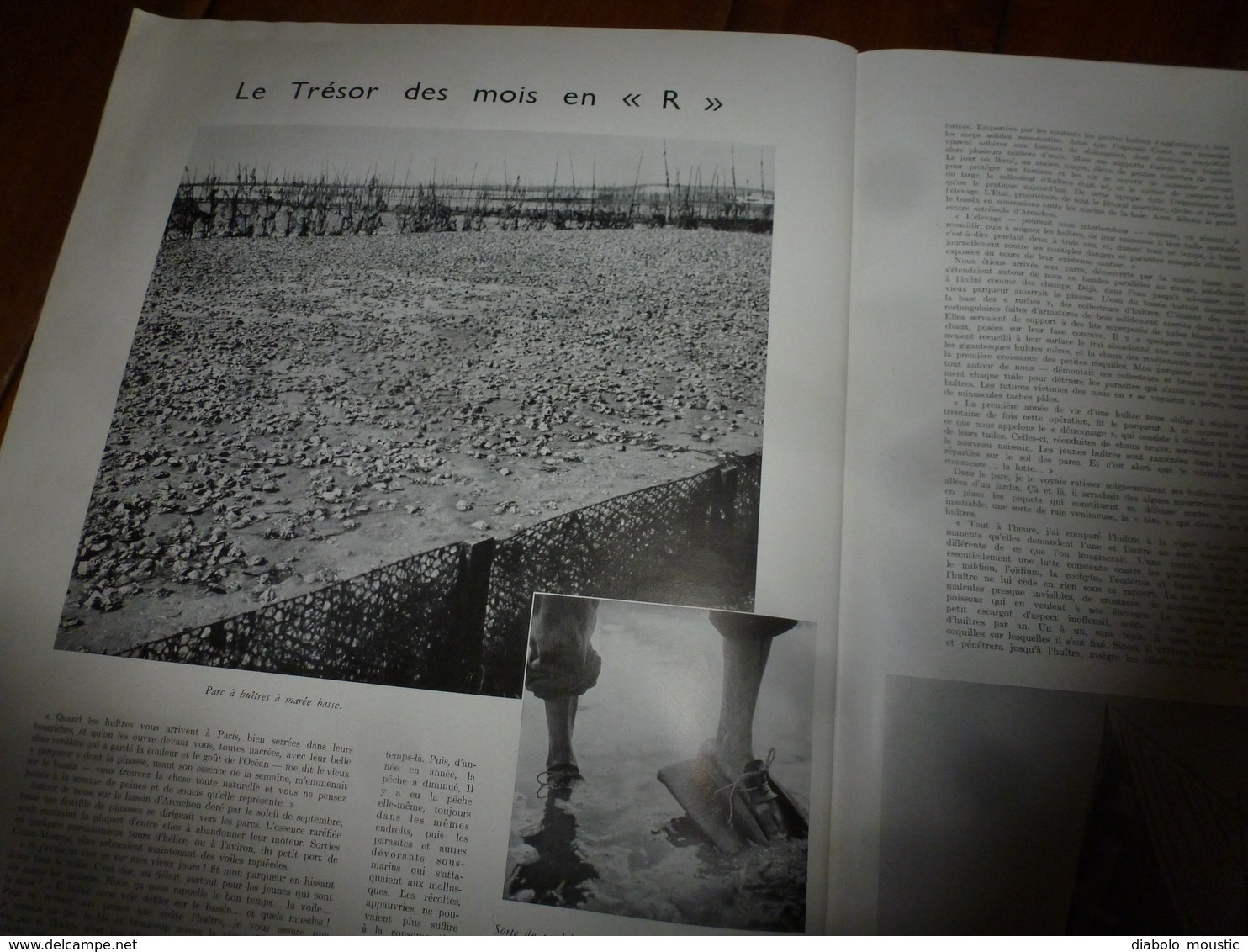 1940 L'ILLUSTRATION : La Franc-Maçonnerie Et L'histoire; London;Lalizolle;Château De Chazeron; Récolte Des Huîtres;etc - Journaux - Quotidiens
