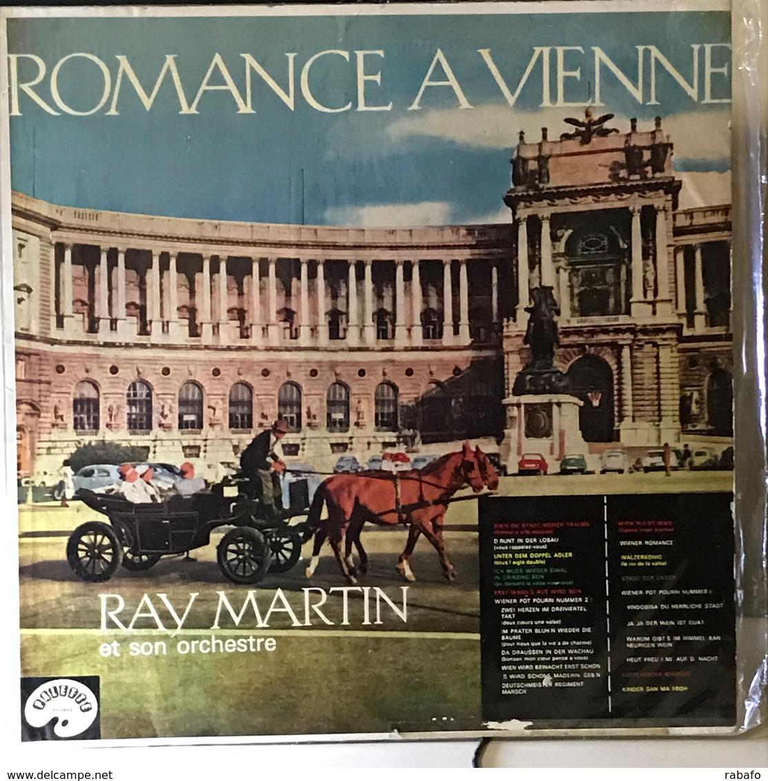 LP Argentino De Ray Martin Y Su Orquesta Año 1961 - Instrumental
