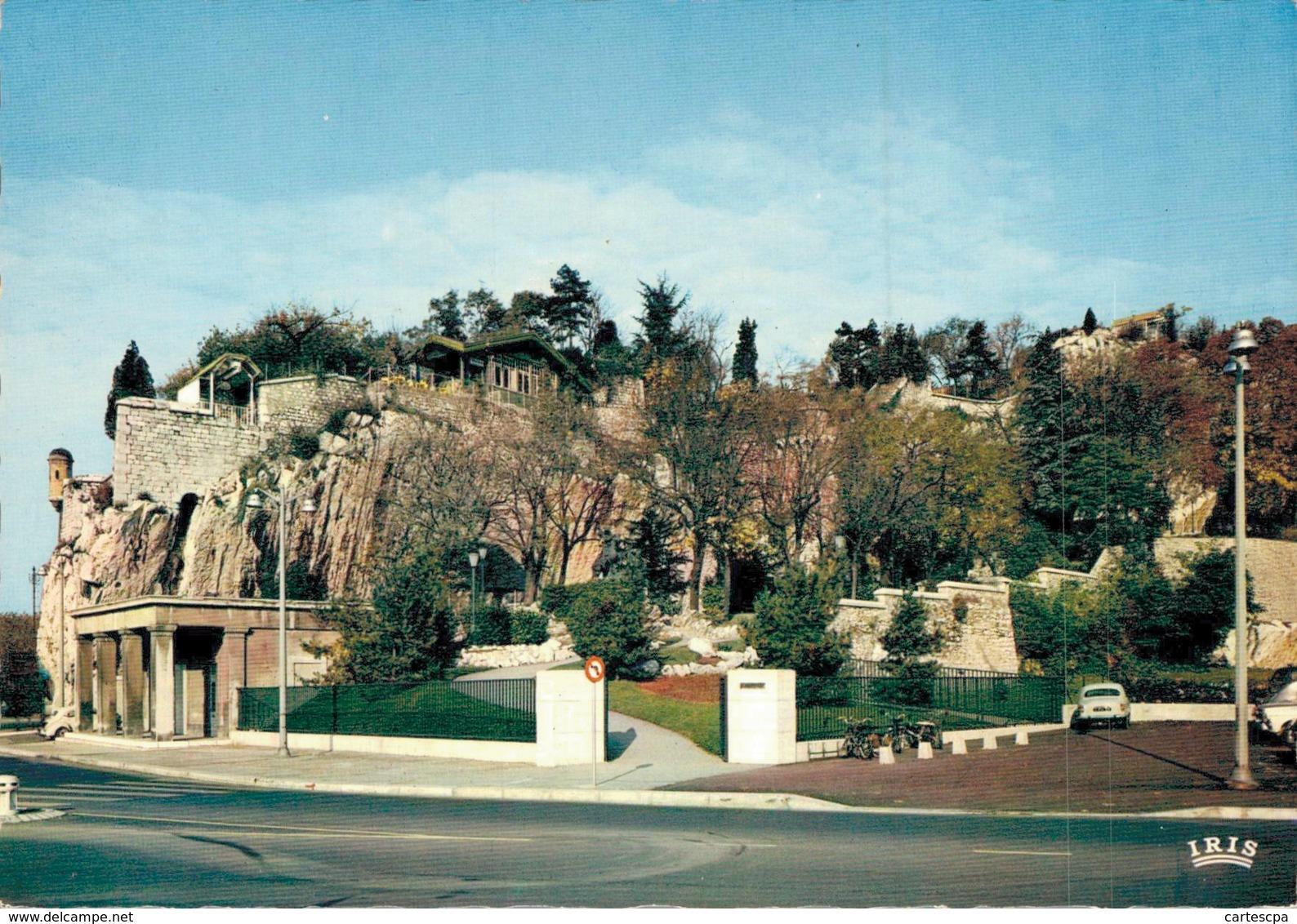 Grenoble Le Jardin Des Dauphins   CPM Ou CPSM - Grenoble