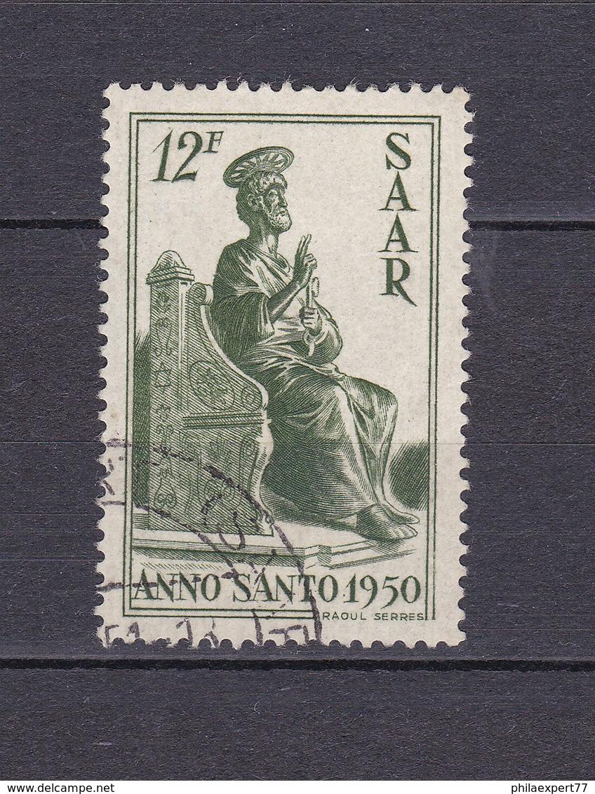 Saarland - 1950 - Michel Nr. 293 - Gest. - 13 Euro - 1947-56 Allierte Besetzung
