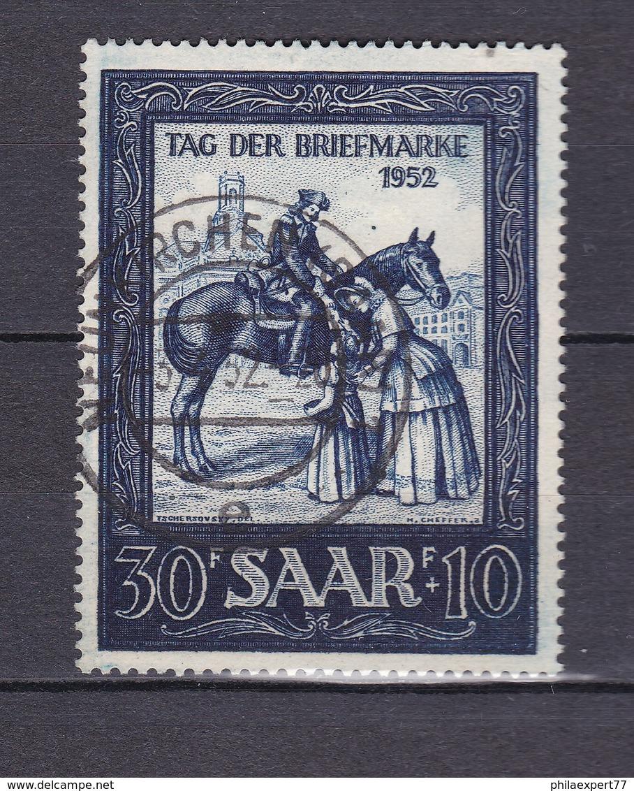 Saarland - 1952 - Michel Nr. 316 - Gest. - 35 Euro - Gebraucht