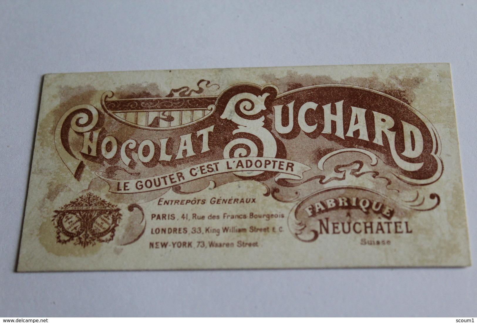CHROMO CHOCOLAT SUCHARD - Suchard