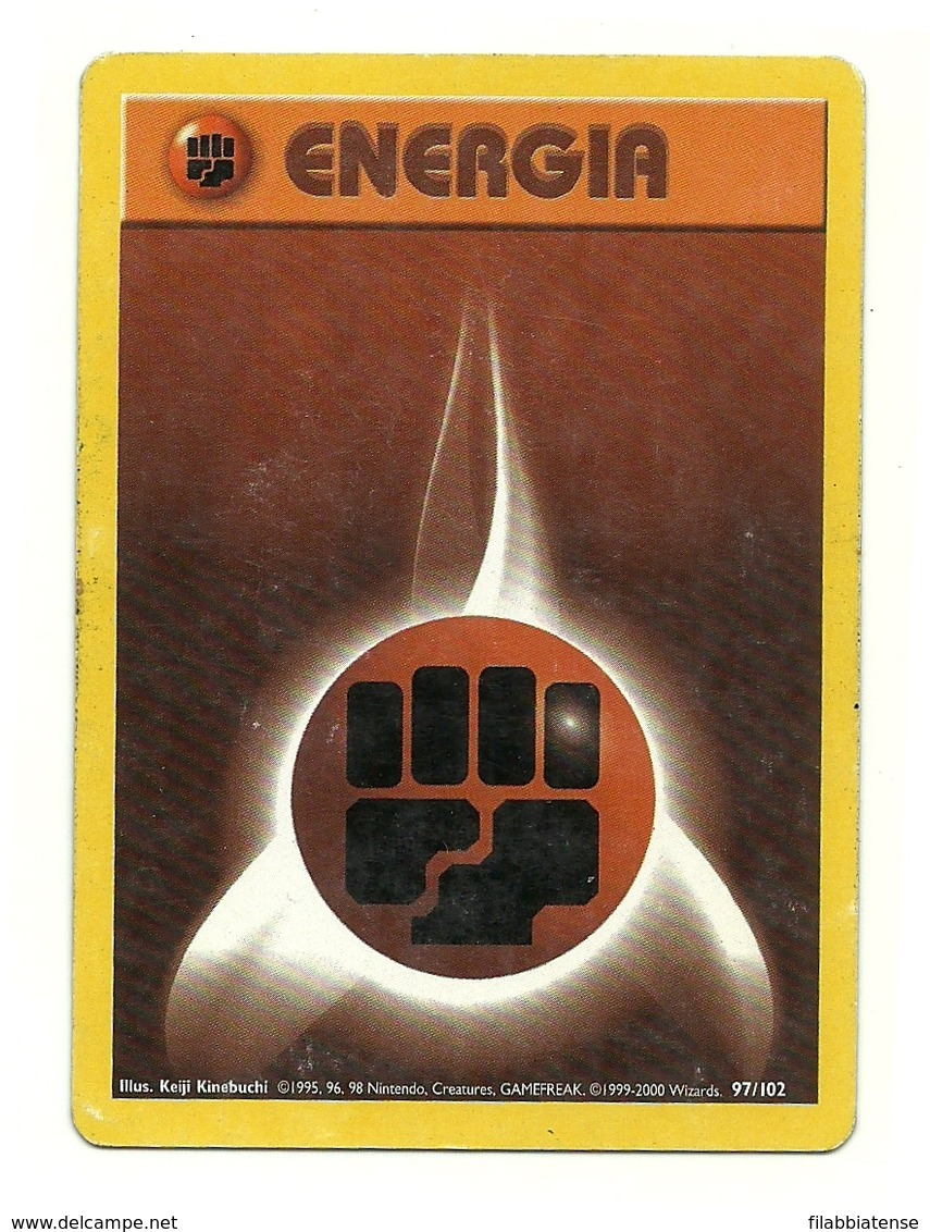 Pokemon - Energia - Pokemon