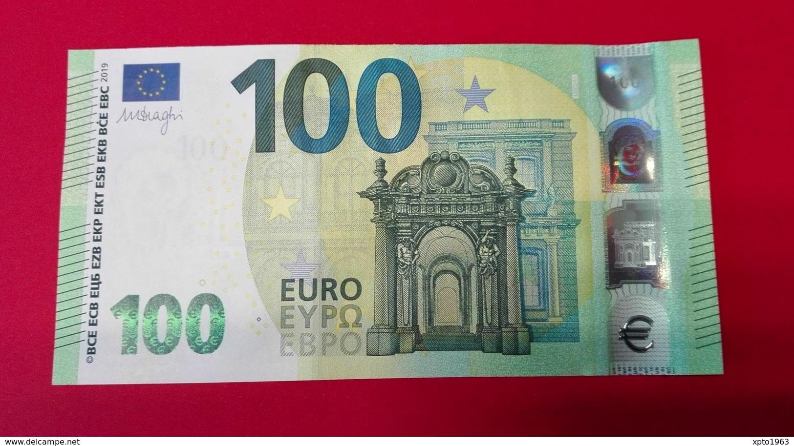100 EURO - U002A1 - FRANCE - Série Europa - UA0039726075 - UNC NEUF - EURO
